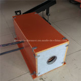 Machine d'admission chaude de pièce forgéee pour les barres de cuivre (100kw)