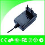 adaptateur portatif de chargeur de pouvoir de mur de 12V 2A AC/DC