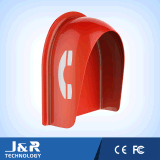 Akustische Haube, Telefon-Haube für im Freien/hohe Geräusch-Innenumgebung