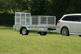 8X5 de gegalvaniseerde Aanhangwagen van de Doos voor Verkoop