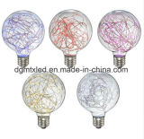 edison enciende la luz de la Navidad al aire libre comercial de la cadena ligera LED de Navidad de C9 LED