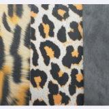 PVCソファー、袋、カー・シートのための人工的な装飾の革