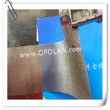 高品質のOfolanのチタニウムの網の陽極製造業者からのチタニウムの網の電極