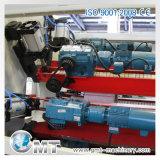 UHMW-PEの鋼線の機械を作る補強された管のプラスチック製品の放出