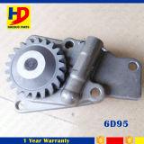 Exkavator-Motor-hydraulische Gang-Öl-Pumpe 6D95 für (6207-51-1201)