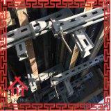 急速で、便利なReticulatedの壁の鋼鉄型枠