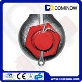 私達タイプ低下によって造られる熱いすくい電流を通されたD Shackle 持ち上がることのため(G2150)