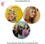 Insigne personnalisé de bidon de bouton pour les cadeaux de promotion (YH-TB003)