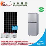 réfrigérateur solaire de C.C 198L pour l'usage à la maison