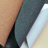 Bequemes weiches Chemiefasergewebe PU-Belüftung-Stuhl-Leder