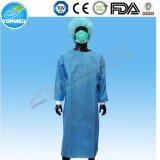 SMSの医学のガウン、手術衣、承認される病院の衣類のセリウム