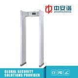 Detector de metales secreto de Digitaces del control de acceso de las reuniones con la configuración de la palabra de paso
