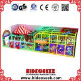 販売のためのサーカスのTroupの主題の子供の屋内運動場