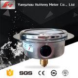"""2.5"""" Y60 de 60 mm de acero inoxidable aceite líquido Lleno Indicador de presión"""