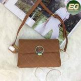 Sacchetti di spalla delle donne di marca di modo del cuoio genuino delle borse del progettista fatti in Cina Emg4952