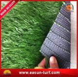 Feuerfestes PET materielles künstliches Rasen-Gras für die Landschaftsgestaltung