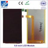 5 pulgadas 480X854 Tn el panel del interfaz TFT LCD de Mipi de las 12