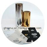 Pellicola lisciante calda con colore d'argento per stampa di Digitahi