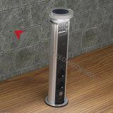 Pull-up Draadloze Contactdoos van de Strook van de Macht van de Lader Bluetooth&