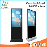 Киоск индикации касания WiFi Android LCD сети 55 дюймов (MW-551AKN)