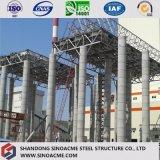 발전소를 위한 강철 용접 서비스 무거운 강철 구조물