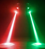White Color LED Beam Wash Moving Head Bar voor de derde fase