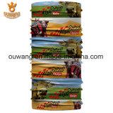 Écharpe extérieure de polyester multifonctionnel de vente directe d'usine