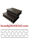 Ingeniería WPC exterior Tarima de madera compuesta para Plank Camino