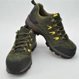 Zapatos de seguridad de acero industriales de la punta de la marca de fábrica Ufa001