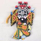Gomma-Magnete cinese Artware di stile delle figure storiche