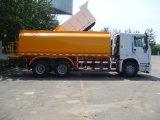 14-22 입방 미터 탱크를 가진 Sinotruk 6X4 HOWO 연료 트럭