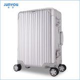 Bagagli di alluminio della lega del magnesio di Junyou per la valigia del carrello di corsa