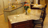 Granit Backsplash ou Counterop de Tan Brown pour la cuisine