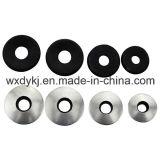 Rondelle métallisée de joint avec le fournisseur du néoprène EPDM de l'acier inoxydable de la Chine 304 rondelles de cachetage métallisées