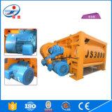 Jinsheng gute Qualität 2016 mit Betonmischer-Maschinen-Preis der SGS-Bescheinigungs-Js3000 in China