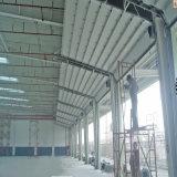 Het staal isoleerde Sectionele Lucht Commerciële Deur