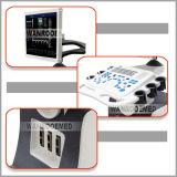 Máquina do ultra-som de Doppler da cor de Usc80 3D com trole