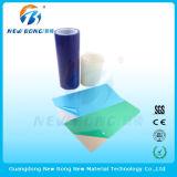 Película autoadesiva da cor azul para as peças plásticas claras elevadas