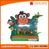 2017 Inflável Bouncer Monkey Jumping Bouncy Caslte (T1-507)