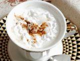 Порошок сливочника кофеего капучина пенясь
