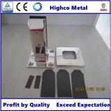 Quadratischer Zapfen für 12-15mm die Glasbalustrade