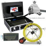 Cámara teledirigida del tubo del endoscopio del CCTV del examen de la alcantarilla