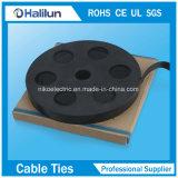 Ring Lock D-Lock Attache à câble en acier inoxydable avec revêtement