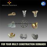 Piezas galvanizadas acero del andamio de Ringlock con alta calidad