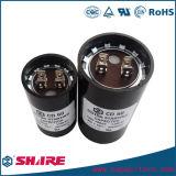 Condensador de comienzo de la serie CD60 para el compresor y el motor
