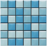 Het gemengde Glas van de Kleur/Ceramisch Mozaïek voor Zwembad (fysc48-1)