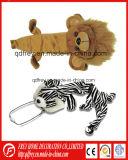 jouet de couverture de stéthoscope de forme de lion de peluche de 42cm