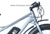 Poder superior bicicleta elétrica do pneu gordo da cidade de 26 polegadas com bateria de lítio Emtb