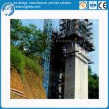 Système en gros de coffrage de montée pour les constructions élevées en béton