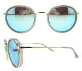 Óculos de sol Tr90 redondos do estilo novo dos fabricantes de China Sunglass